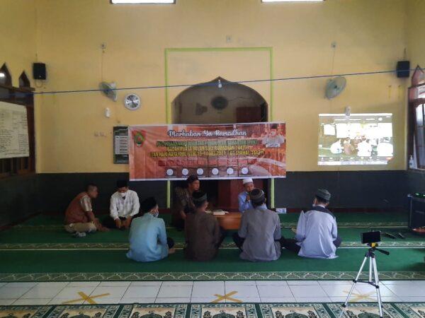 Kegiatan Penguatan Pendidikan Karakter  Selama Bulan  Ramadhan 1442H/TH 2021 SECARA ONLINE